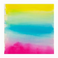 Watercolour Gradient Medium Glasses Cloth