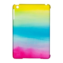 Watercolour Gradient Apple iPad Mini Hardshell Case (Compatible with Smart Cover) by Nexatart