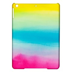 Watercolour Gradient Ipad Air Hardshell Cases by Nexatart