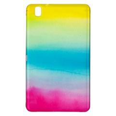 Watercolour Gradient Samsung Galaxy Tab Pro 8.4 Hardshell Case by Nexatart