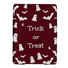 Halloween Free Card Trick Or Treat Ipad Air 2 Hardshell Cases by Nexatart
