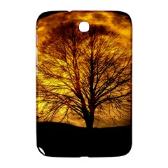 Moon Tree Kahl Silhouette Samsung Galaxy Note 8.0 N5100 Hardshell Case