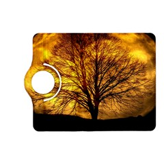 Moon Tree Kahl Silhouette Kindle Fire Hd (2013) Flip 360 Case