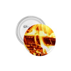 Fire Flame Wood Fire Brand 1 75  Buttons by Nexatart