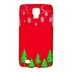 Merry Christmas Galaxy S4 Active by Nexatart