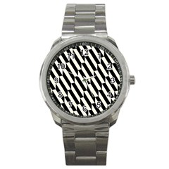 Hide And Seek Malika Sport Metal Watch