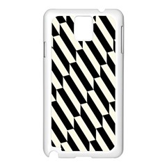 Hide And Seek Malika Samsung Galaxy Note 3 N9005 Case (white)