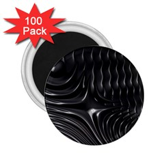 Fractal Mathematics Abstract 2 25  Magnets (100 Pack)