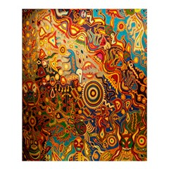 Ethnic Pattern Shower Curtain 60  X 72  (medium)