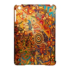 Ethnic Pattern Apple Ipad Mini Hardshell Case (compatible With Smart Cover) by Nexatart