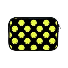Happy Face Pattern Apple Ipad Mini Zipper Cases
