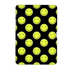 Happy Face Pattern Samsung Galaxy Tab 2 (10 1 ) P5100 Hardshell Case