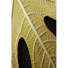 Yellow Leaf Fig Tree Texture 5 5  X 8 5  Notebooks