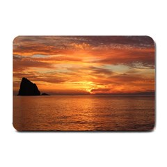 Sunset Sea Afterglow Boot Small Doormat