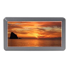 Sunset Sea Afterglow Boot Memory Card Reader (mini)