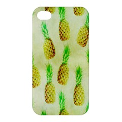 Pineapple Wallpaper Vintage Apple Iphone 4/4s Hardshell Case