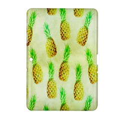 Pineapple Wallpaper Vintage Samsung Galaxy Tab 2 (10 1 ) P5100 Hardshell Case
