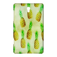 Pineapple Wallpaper Vintage Samsung Galaxy Tab S (8 4 ) Hardshell Case  by Nexatart