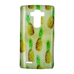 Pineapple Wallpaper Vintage Lg G4 Hardshell Case by Nexatart