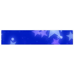 Star Bokeh Background Scrapbook Flano Scarf (Small) by Nexatart