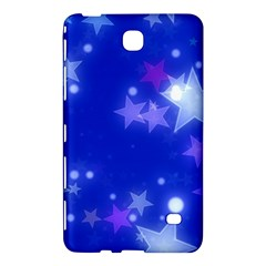 Star Bokeh Background Scrapbook Samsung Galaxy Tab 4 (7 ) Hardshell Case  by Nexatart