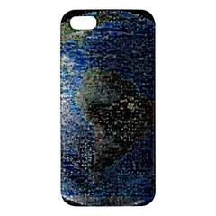 World Mosaic Iphone 5s/ Se Premium Hardshell Case
