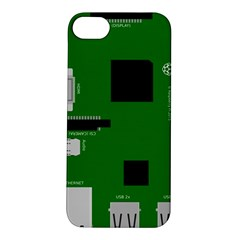 Raspberry Pi 3 Vector Apple Iphone 5s/ Se Hardshell Case