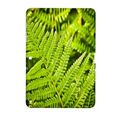 Fern Nature Green Plant Samsung Galaxy Tab 2 (10 1 ) P5100 Hardshell Case