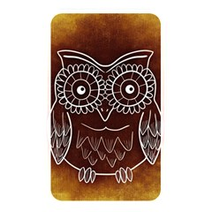Owl Abstract Funny Pattern Memory Card Reader by Nexatart
