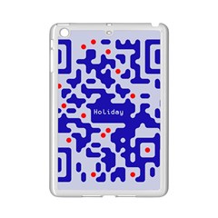 Qr Code Congratulations Ipad Mini 2 Enamel Coated Cases