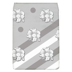 Stripes Pattern Background Design Flap Covers (l)