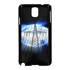 Energy Revolution Current Samsung Galaxy Note 3 Neo Hardshell Case (black)