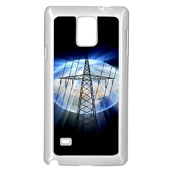 Energy Revolution Current Samsung Galaxy Note 4 Case (white)