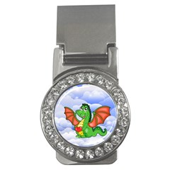 Dragon Heart Kids Love Cute Money Clips (CZ)  by Nexatart