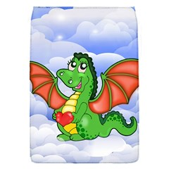 Dragon Heart Kids Love Cute Flap Covers (s)  by Nexatart