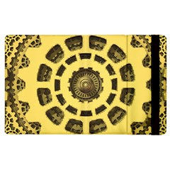 Gears Apple Ipad 3/4 Flip Case by Nexatart