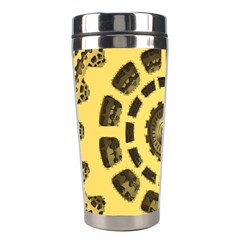 Gears Stainless Steel Travel Tumblers