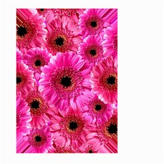 Gerbera Flower Nature Pink Blosso Large Garden Flag (two Sides) by Nexatart