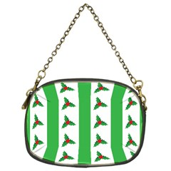 Holly Chain Purses (one Side)  by Nexatart