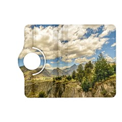 Valley And Andes Range Mountains Latacunga Ecuador Kindle Fire Hd (2013) Flip 360 Case by dflcprints