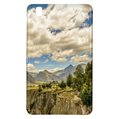 Valley And Andes Range Mountains Latacunga Ecuador Samsung Galaxy Tab Pro 8 4 Hardshell Case by dflcprints