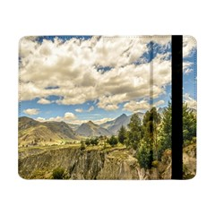Valley And Andes Range Mountains Latacunga Ecuador Samsung Galaxy Tab Pro 8 4  Flip Case by dflcprints