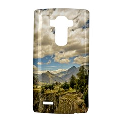 Valley And Andes Range Mountains Latacunga Ecuador Lg G4 Hardshell Case by dflcprints
