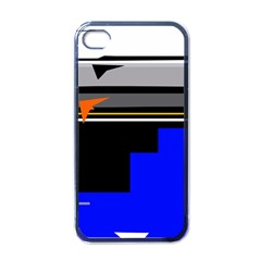 Abstraction Apple Iphone 4 Case (black) by Valentinaart
