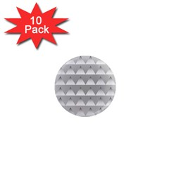 Pattern Retro Background Texture 1  Mini Magnet (10 Pack)