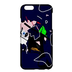 Abstraction Apple Iphone 6 Plus/6s Plus Hardshell Case by Valentinaart
