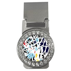 Abstraction Money Clips (cz)  by Valentinaart