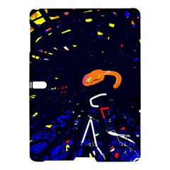 Abstraction Samsung Galaxy Tab S (10 5 ) Hardshell Case  by Valentinaart
