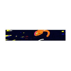 Abstraction Flano Scarf (mini) by Valentinaart