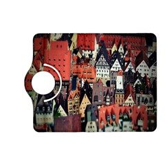 Tilt Shift Of Urban View During Daytime Kindle Fire Hd (2013) Flip 360 Case by Nexatart